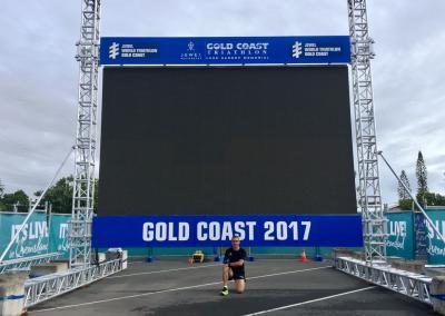 Toni Franco Salas en Gold Coast 2017