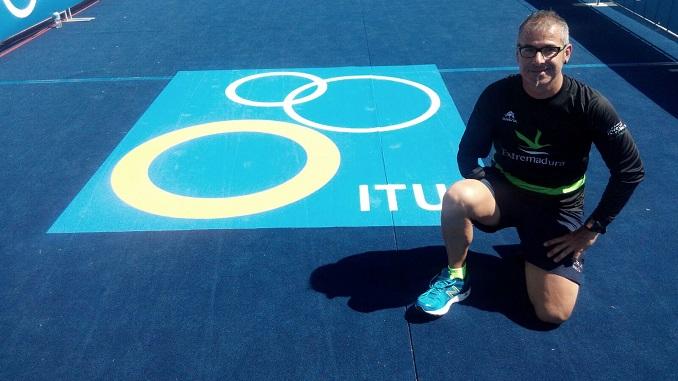 Sexto lugar para Toni Franco en la primera prueba de la Serie Mundial de Paratriatlón en Gold Coast (Australia)