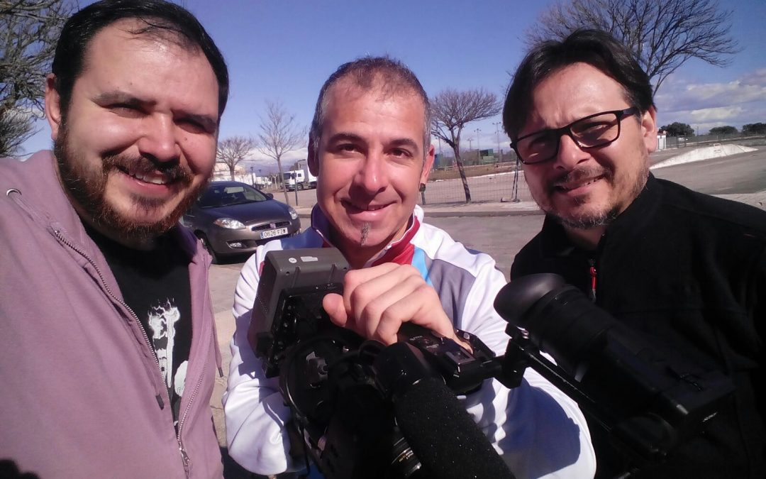 Este domingo 18 de febrero estaré en el programa Generación Deporte de Canal Extremadura