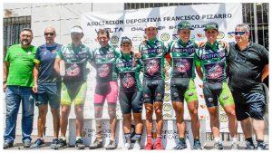 Los vencedores de esta Vuelta Challenge