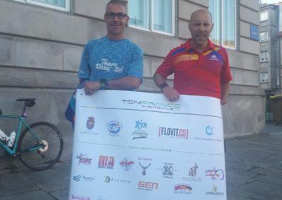 Toni Franco Campeon del Mundo de Triatlon 2019 (3)